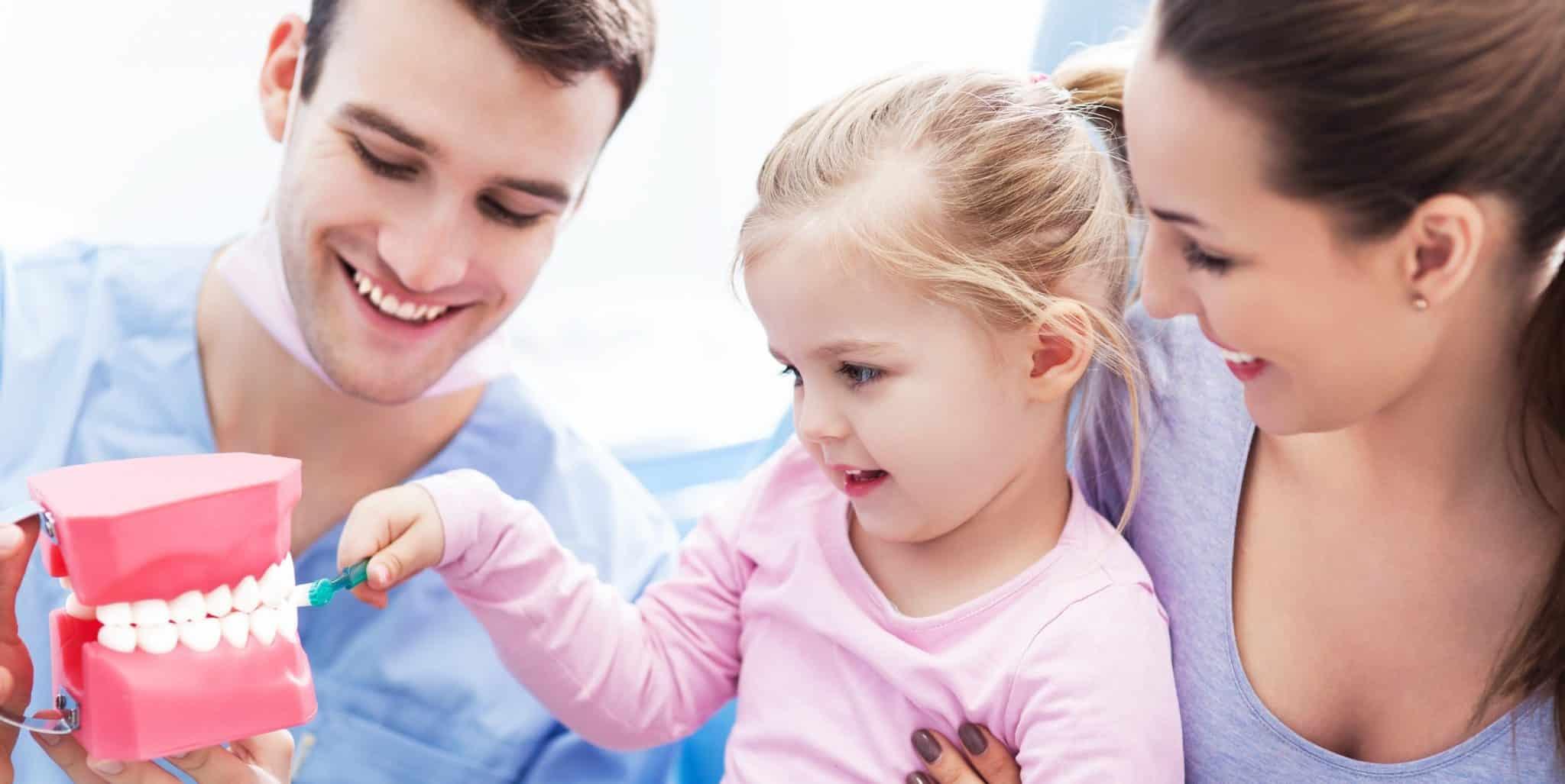 Stomatolog dzieci